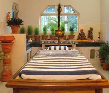 Ayurveda at toshali sands
