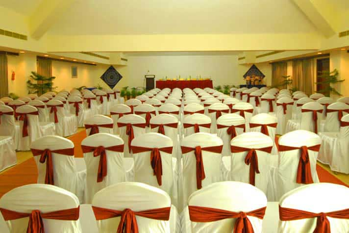 conference hall at Hotel Toshali Sands Puri