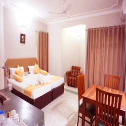Excutive Deluxe Room at Hotel Toshali Sands Puri