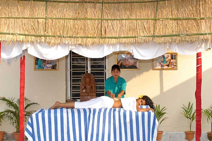 spa at Tosali Ratnagiri