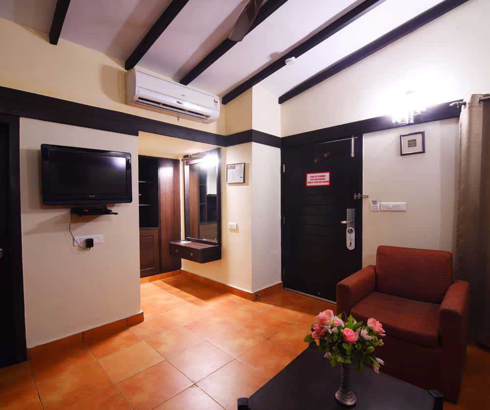 Villas Rooms