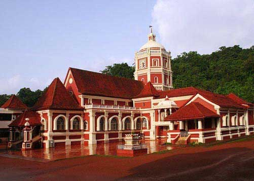 Religious Places in Goa