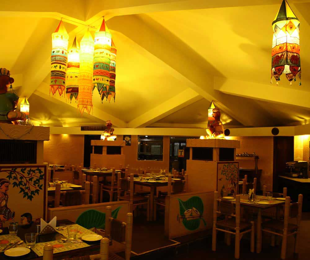 multi cuisine restaurants in Puri