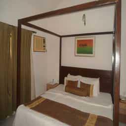 Goa Hotel - deluxe room