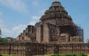 Sun Temple Konark Odisha india