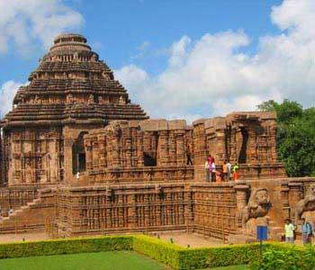 Sun Temple of Konark odisha india