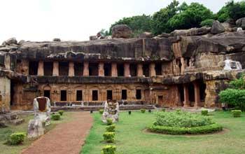 Udayagir khandagiri caves bhubaneswar odisha