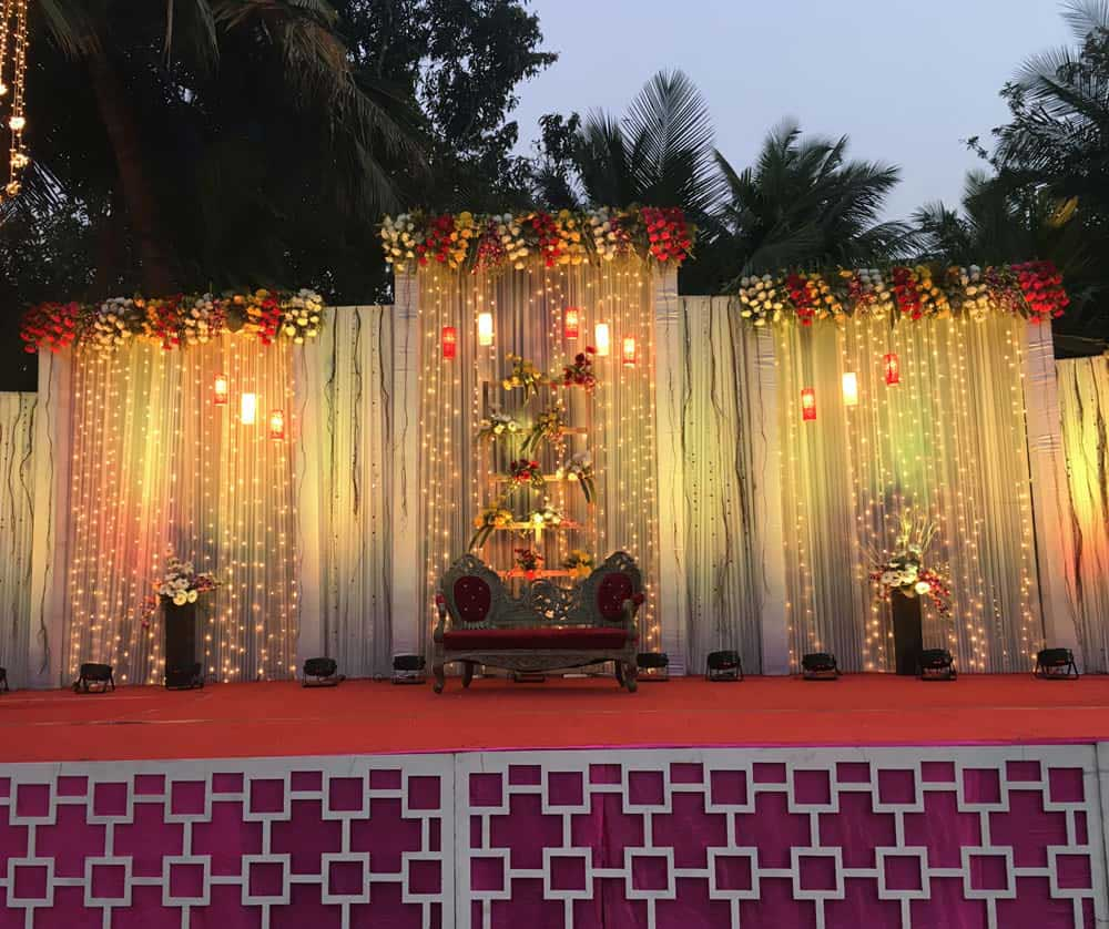 Wedding Stage Decoration in Odisha
