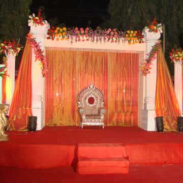 wedding at toshali royal view